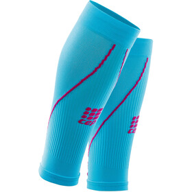 cep Pro+ 2.0 Calf Sleeves Women hawaii blue/pink